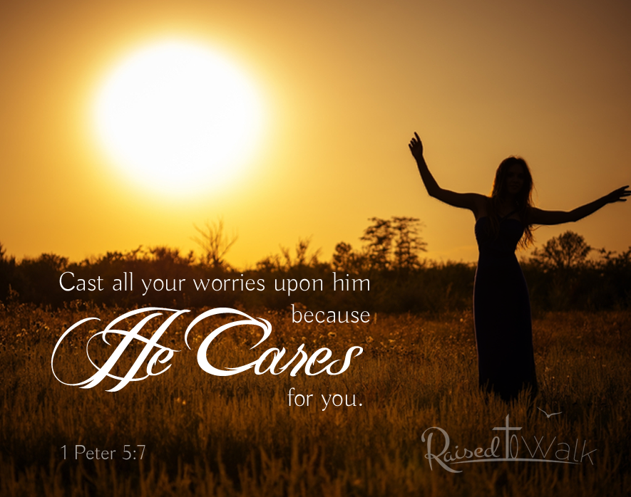1 Peter 5:7 p | One Accord Ministries