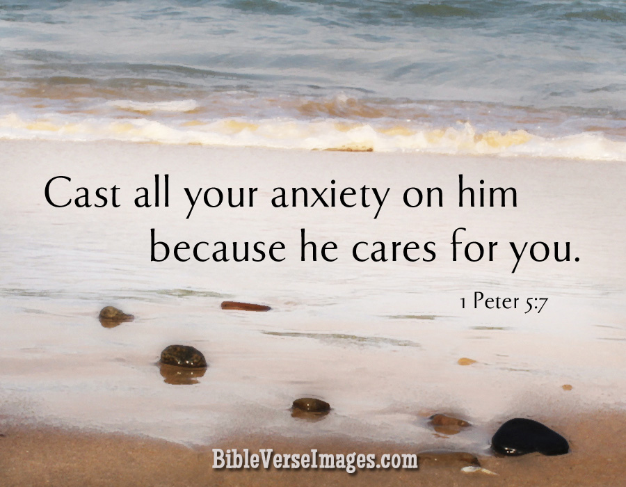 1 Peter 5:7 | One Accord Ministries