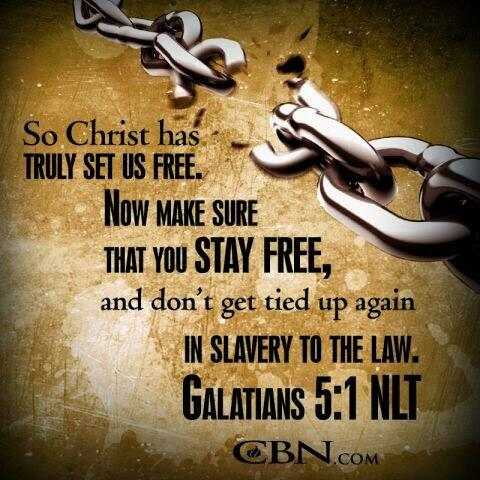 Galatians 5:1 | One Accord Ministries